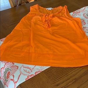 Michael Kors, Large , melon tank top blouse